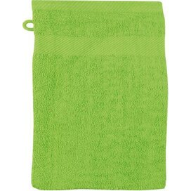 Washand 22*16cm, 380 Gr/m2 Groen